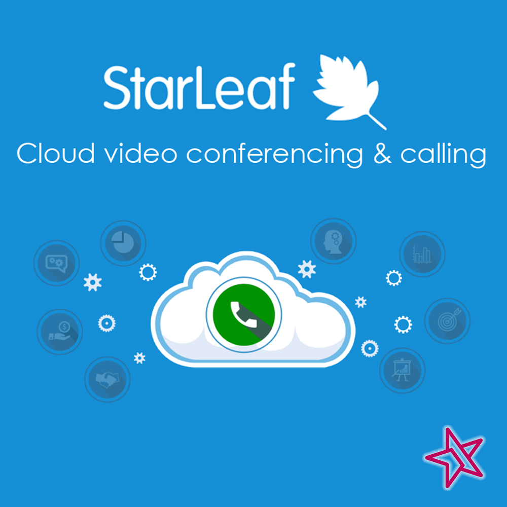 Starleaf Cloud Video Conferencing & Calling