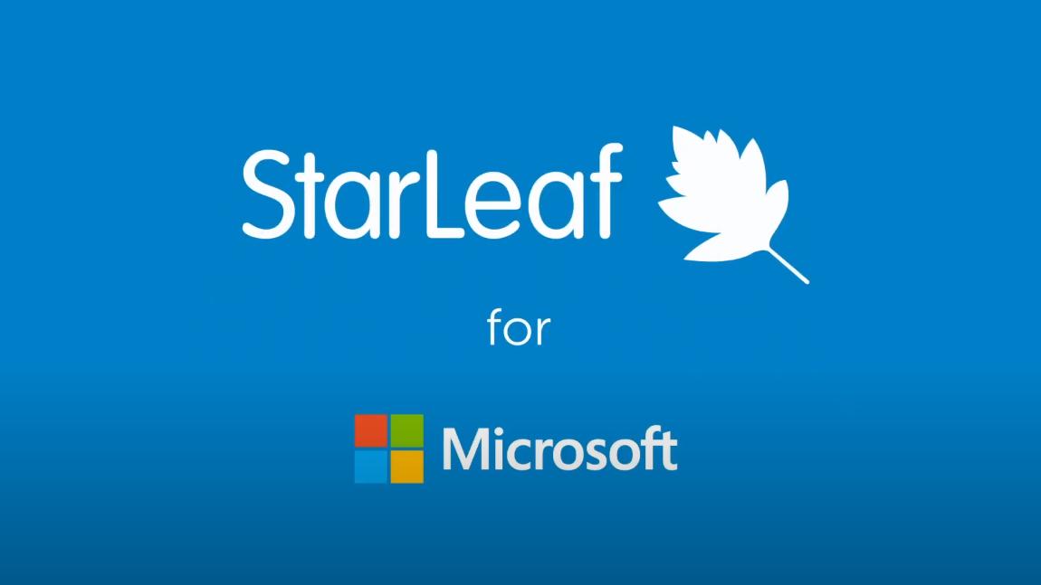 Starleaf for Microsoft Teams
