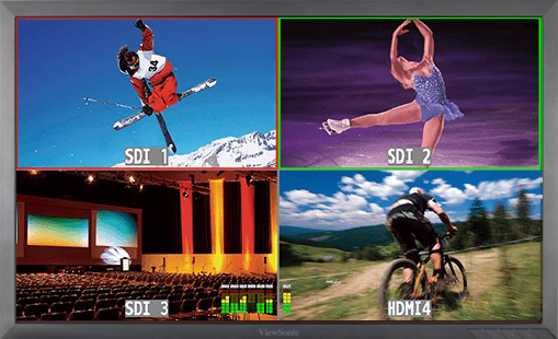 Multiviewer - Media Service België
