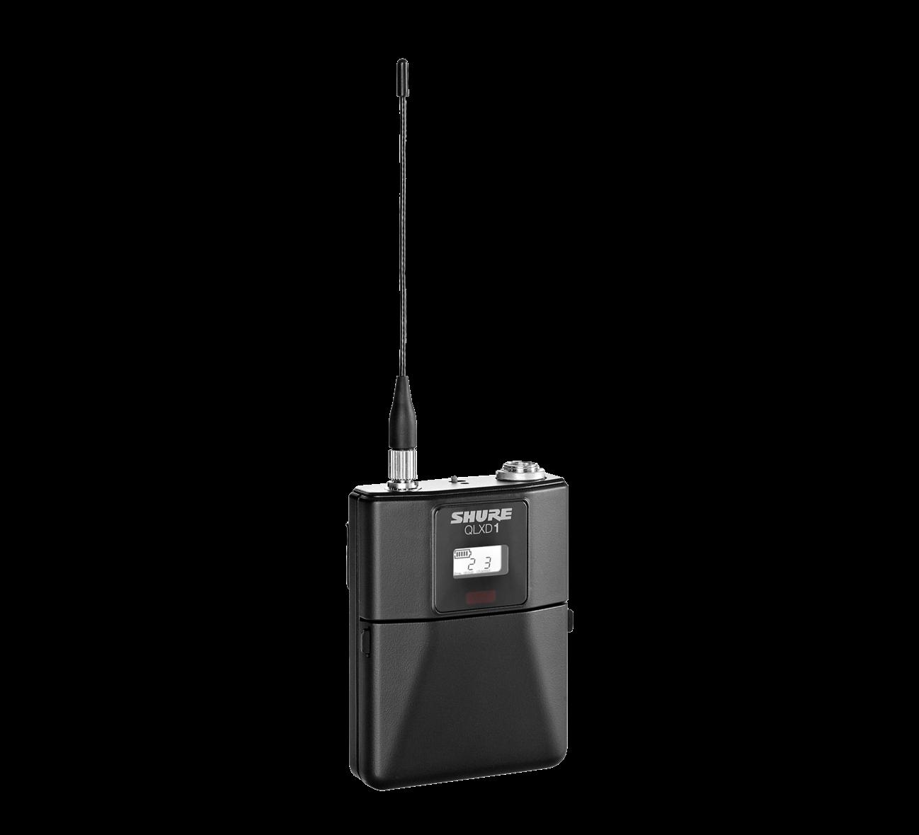 bodypack transmitter Shure - Media Service België