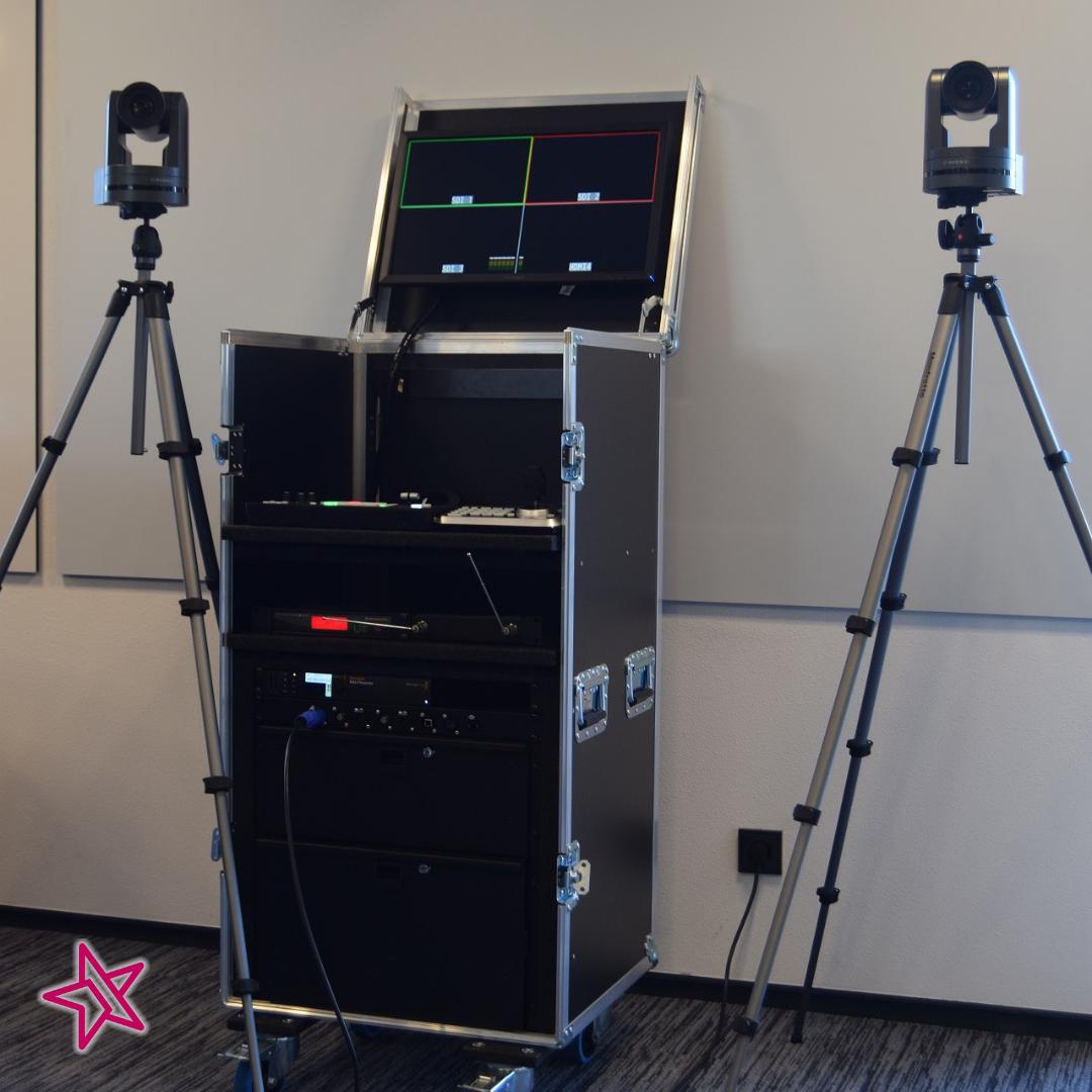 Videoregie-set - Media Service België