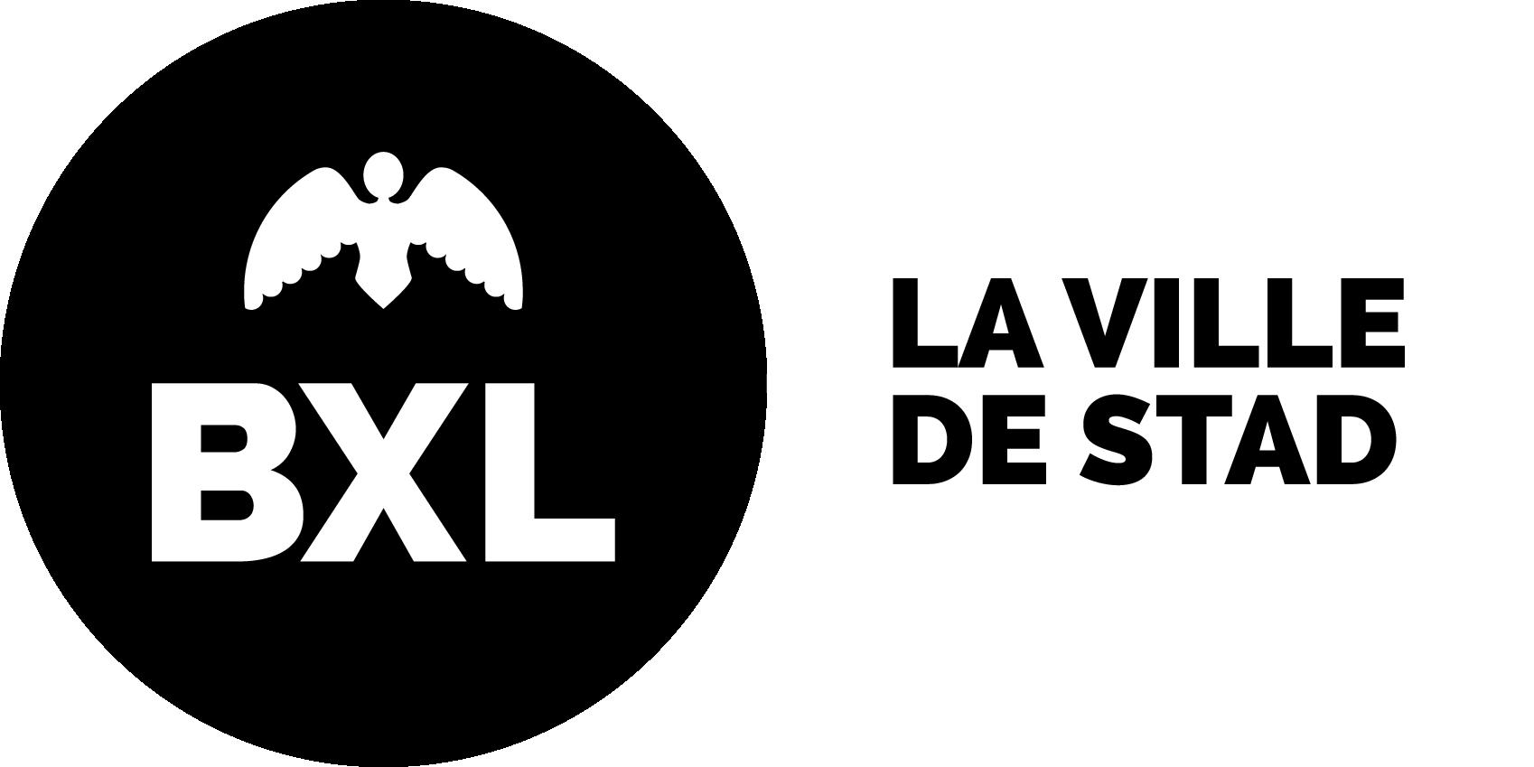 Logo Stad Brussel