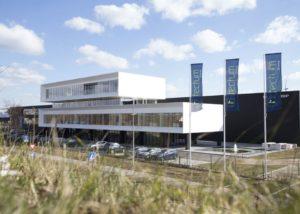 Vergaderzalen van Tectum Group voorzien van interactieve touchscreens door Media Service België