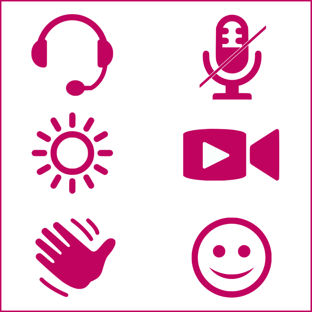 Praktische tips voor videogesprek - Media Service België