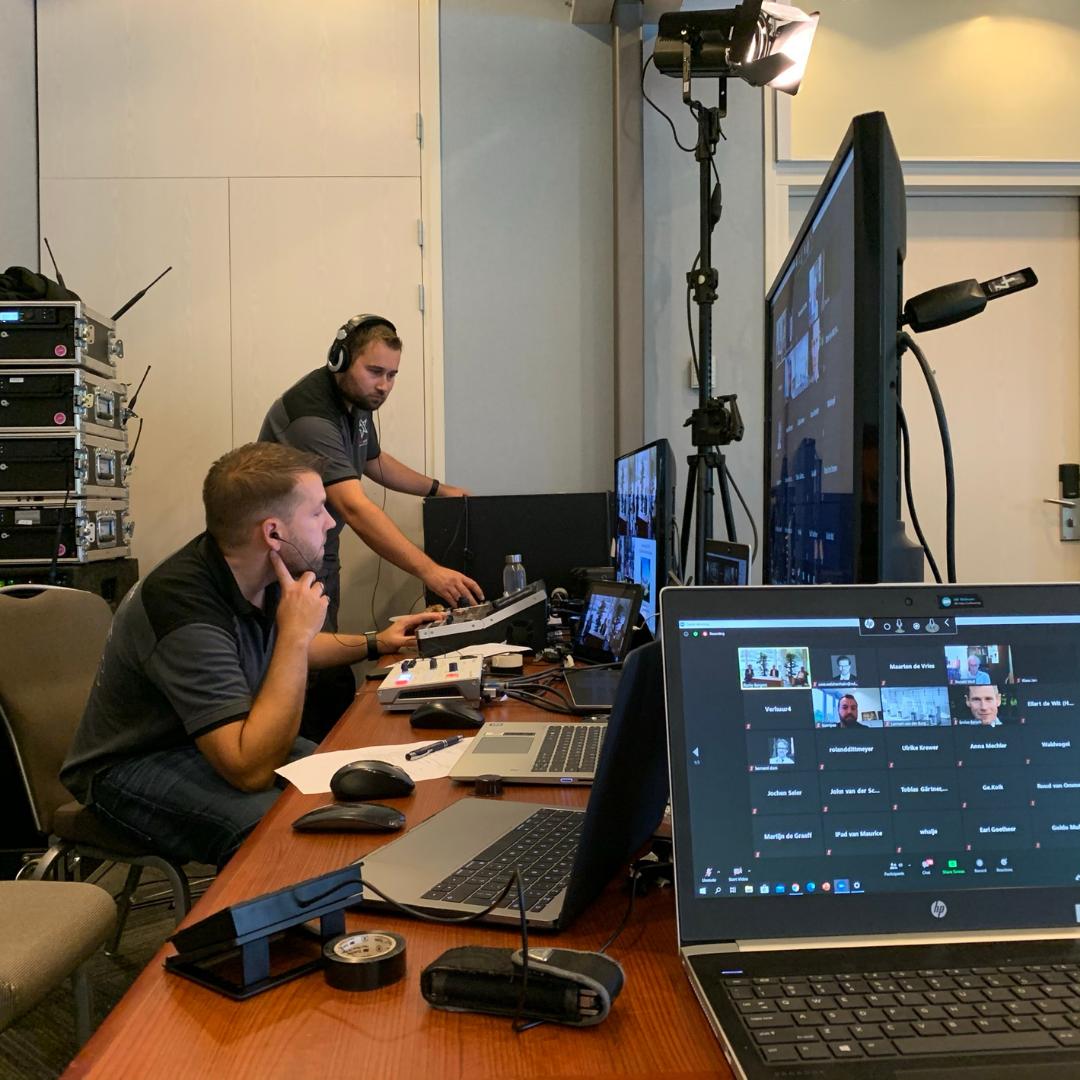 Audiovisuele verhuur - Media Service België
