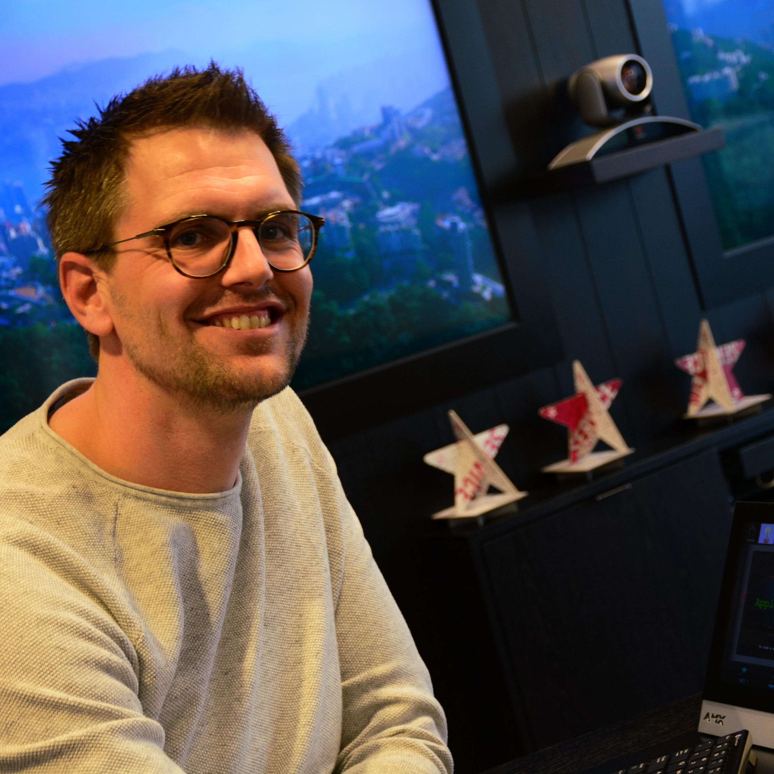 Joep Schürmann (Manager Projects & Service)