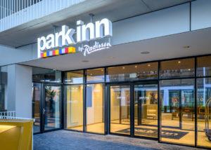 Park Inn Radisson Berchem Antwerpen - entree