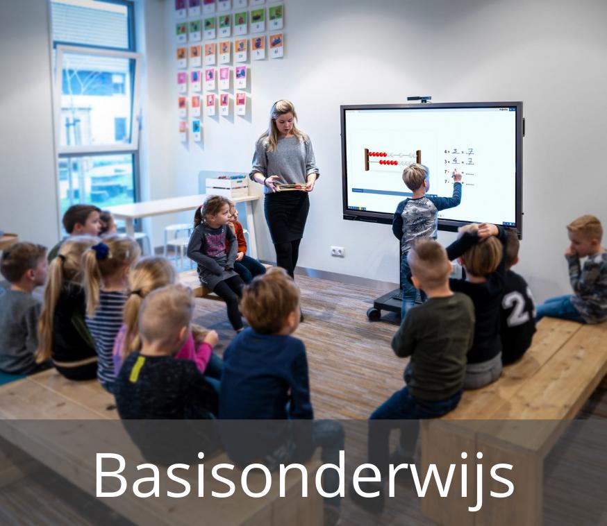 Basisonderwijs - Media Service België