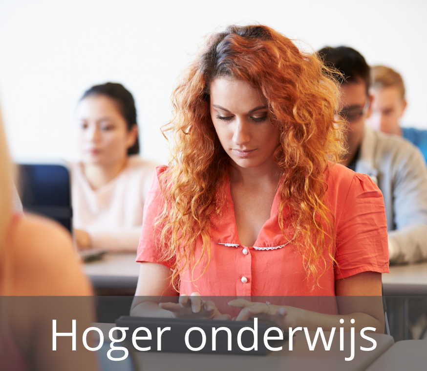 Hoger onderwijs - Media Service België