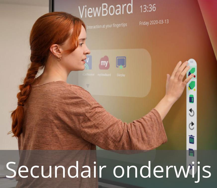 Secundair onderwijs - Media Service België