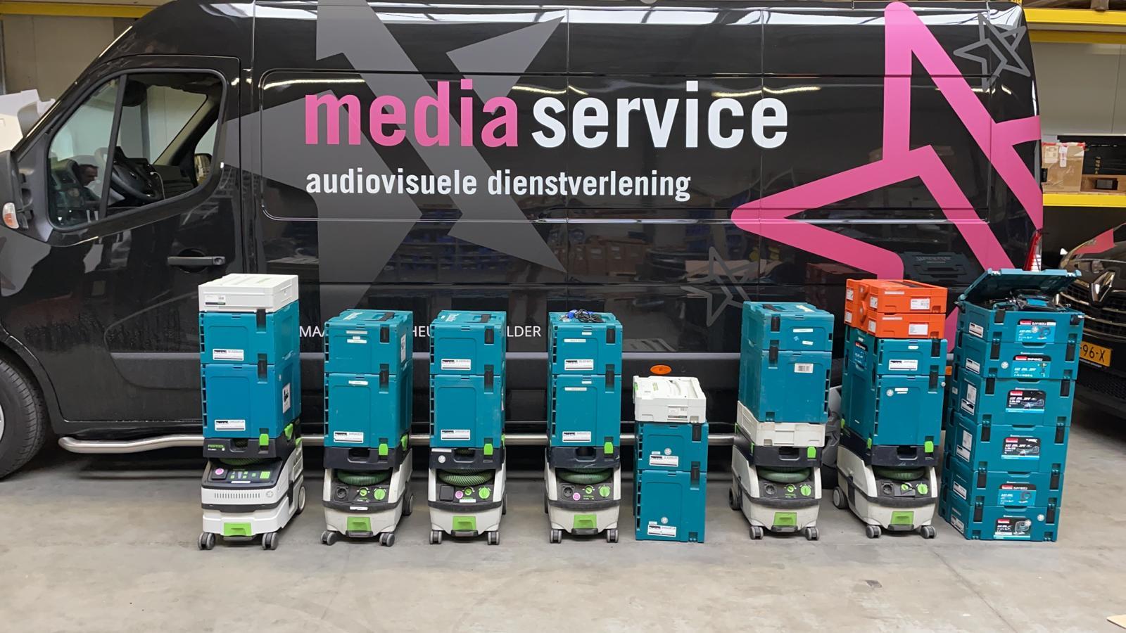 VCA keuring - Media Service België