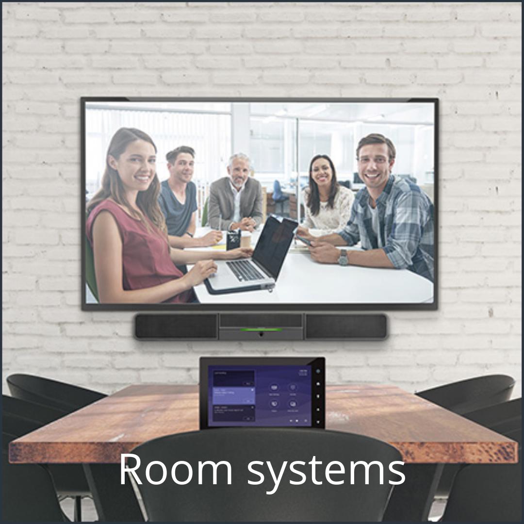 Room systems - Media Service België